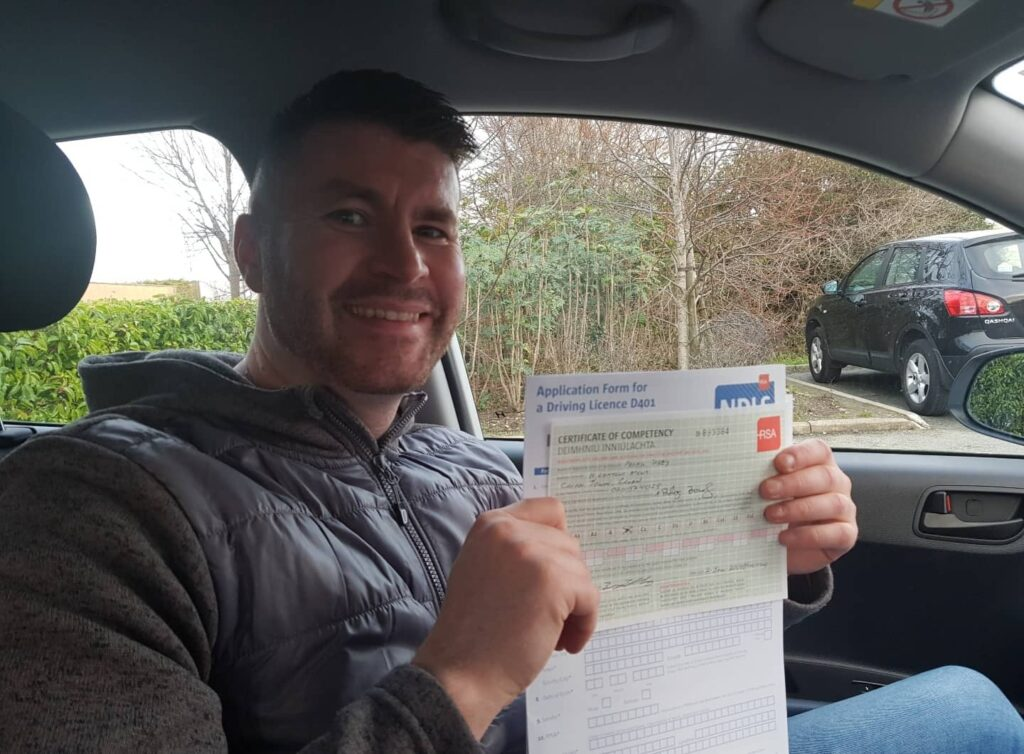 Most effective tips for passing your driving test in Ireland