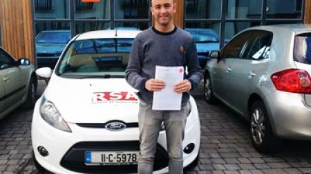 Driving licenses in Ireland