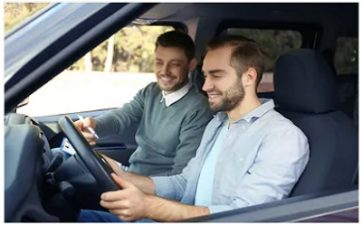 Does One Need To Give The Theory Test Before The Driving Lesson?