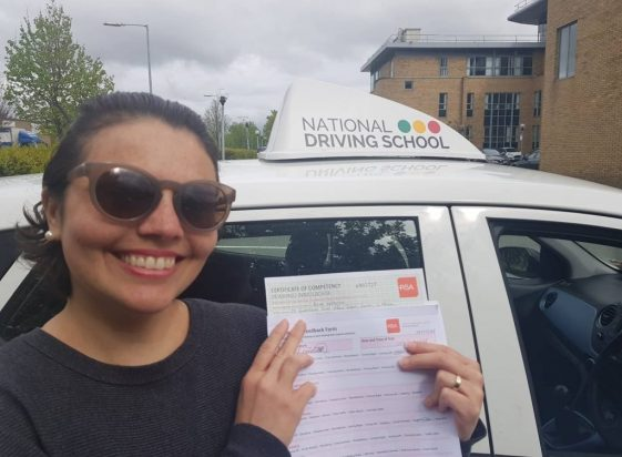 Driving Lessons Harmonstown