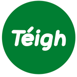 Either form of téigh can be used