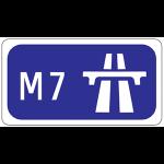 Entry to motorway