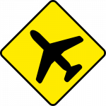 Low-flying aircrafts