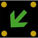 Move into the left-hand lane