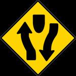 Road divides