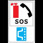 SOS lay-by