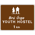 Tourist Information Signs