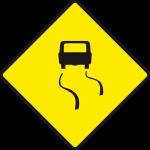 Slippery road ahead