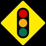 Traffic signals ahead