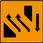 Two-lanes crossover (back)